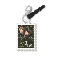 Earphone Jack Accessory - Shingeki no Kyojin / Jean & Marco