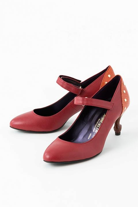 Shoes - Evangelion / Asuka Langley Size-22.5cm