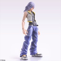 Action Figure - KINGDOM HEARTS / Riku