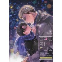 Doujinshi - Illustration book - Shingeki no Kyojin / Erwin x Levi (【無料配布本】ERURIFUL) / Melomelow