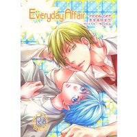 [Boys Love (Yaoi) : R18] Doujinshi - Omnibus - Kuroko's Basketball / Kise x Kuroko (Everyday Affair) / MOON CAT