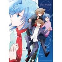 Doujinshi - Vanguard / Toshiki x Aichi (fools march) / I@BOX