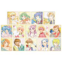 Illustration Card - Macross Frontier