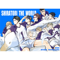 Doujinshi - Haikyuu!! / Ushijima Wakatoshi & Tendou Satori & Semi Eita & All Characters (SHIRATORI THE WORLD) / Dot Duck