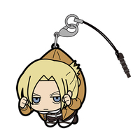 Earphone Jack Accessory - Shingeki no Kyojin / Annie Leonhart