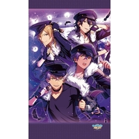 Short Split Curtains - Ensemble Stars! / UNDEAD