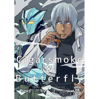 [Boys Love (Yaoi) : R18] Doujinshi - Blood Blockade Battlefront / Zap Renfro x Zed O'Brien (Cigarsmoke & Butterfly) / 路地裏交差点