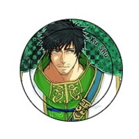 Badge - Dynasty Warriors / Xu Shu