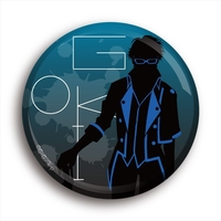 Badge - K (K Project)