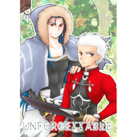 Doujinshi - Fate/stay night / Lancer  x Archer (UNFORGETTABLE) / カワホリ