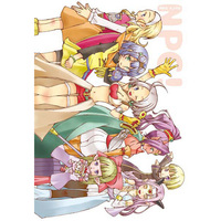 Doujinshi - Dragon Quest (NPC! Girl's Side) / nica poca