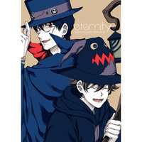 Doujinshi - Blood Blockade Battlefront / Steven A Starphase x Leonard Watch (eternity) / marc