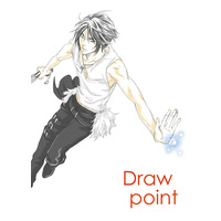 Doujinshi - Dissidia Final Fantasy / Butz & Squall (draw point) / WEST