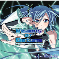 Doujin Music - Visions of Detune / CODE-49