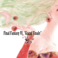 "Doujinshi - Illustration book - Final Fantasy VI (FinalFantasy6 ""Grand Finale"") / 追歌"