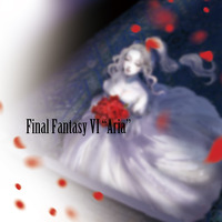 "Doujinshi - Illustration book - Final Fantasy VI (FinalFantasy6 ""Aria"") / 追歌"