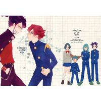 Doujinshi - Inazuma Eleven GO / Tenma x Kyousuke (complex with you) / HYSTERIC SPIDER