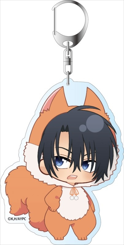 Big Key Chain - Akatsuki no Yona / Son Hak