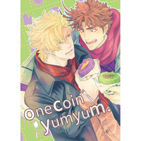 Doujinshi - Jojo Part 2: Battle Tendency / Caesar x Joseph (one coin yumyum) / シードット