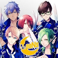 Character song - B-Project / Moons