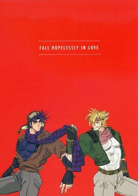 Doujinshi - Jojo Part 2: Battle Tendency / Caesar x Joseph (FALL HOPELESSLY IN LOVE) / コレクター2部