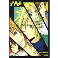 Doujinshi - Dissidia Final Fantasy / All Characters (Final Fantasy) (SPLASH) / Spider-Cage