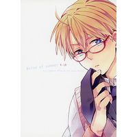 [Boys Love (Yaoi) : R18] Doujinshi - Hetalia / United Kingdom x America (Noise of summer) / scarlet!