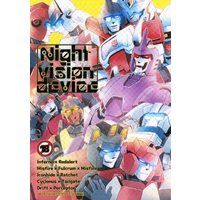 [Boys Love (Yaoi) : R18] Doujinshi - Transformers / Red Alert & Drift (Night vision device) / heinel