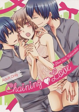 [Boys Love (Yaoi) : R18] Doujinshi - Ghost Hunt / Mai & Naru (Chaining×Love) / NOCHE