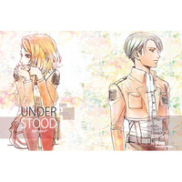 Doujinshi - Shingeki no Kyojin / Levi x Petra (UNDER STOOD) / MHB
