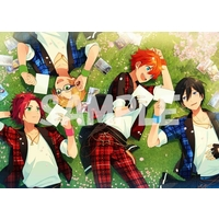 Illustration book - Visual Fan Book - Ensemble Stars!