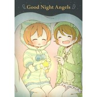 Doujinshi - Anthology - Love Live / Rin & Hanayo (Good Night Angels / ハレノヒ) / ハレノヒ/*rabbit