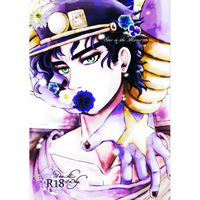 [Boys Love (Yaoi) : R18] Doujinshi - Jojo Part 3: Stardust Crusaders / Dio x Jyoutarou (Star in the Mirror) / Crimson Box