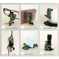 Memo Stand - Smartphone Stand - Military