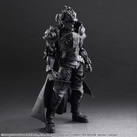 Action Figure - Final Fantasy Series / Gabranth