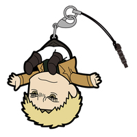 Earphone Jack Accessory - Shingeki no Kyojin / Reiner Braun