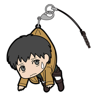 Earphone Jack Accessory - Shingeki no Kyojin / Bertolt Hoover