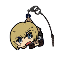 Earphone Jack Accessory - Shingeki no Kyojin / Armin Arlelt