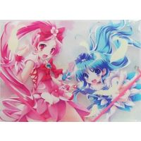 Doujin Items - HeartCatch PreCure! / Cure Blossom & Cure Marine