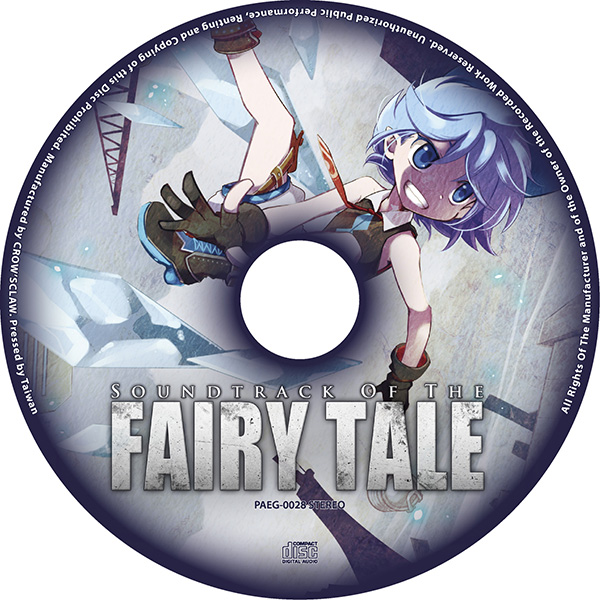 Doujin Music - Soundtrack Of The Fairy Tale / CROW'SCLAW