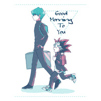 Doujinshi - Yu-Gi-Oh! / Kaiba x Yugi (Good Morning To You) / ONGR