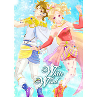 Doujinshi - Dissidia Final Fantasy / Butz x Tina (Final Fantsy Series) (White Wind) / ブルームーン
