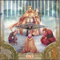 Doujin Music - Lucifenia Trinity / the heavenly yard