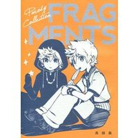 Doujinshi - Omnibus - KINGDOM HEARTS / Axel x Roxas (FRAGMENTS) / ROC-ON