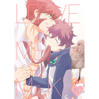 [Boys Love (Yaoi) : R18] Doujinshi - Blood Blockade Battlefront / Klaus V Reinhertz x Leonard Watch (Love Me Mr.K!) / 学徒士団