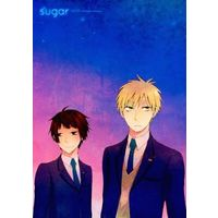 Doujinshi - Novel - Compilation - Hetalia / United Kingdom x Japan (sugar) / Limelight Memory