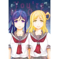 Doujinshi - Love Live! Sunshine!! / Matsuura Kanan & Ohara Mari (You're My Only Shinin' Star) / 星屑宝石