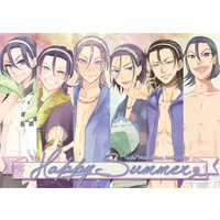 [Boys Love (Yaoi) : R18] Doujinshi - Manga&Novel - Anthology - Yowamushi Pedal / Toudou x Makishima (Happy Summer) / Uwanosora.