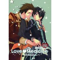[Boys Love (Yaoi) : R18] Doujinshi - Tales of Xillia / Alvin x Jude Mathis (Love Medicine) / I to*H