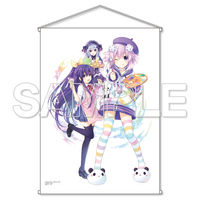 Illustration book - Chou Jigen Game Neptune